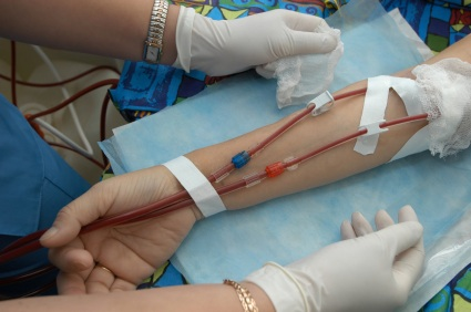 Anemic Blood Donation