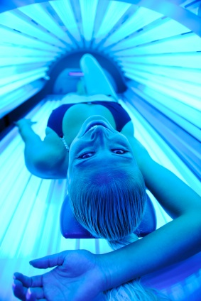 Tanning UV Rays