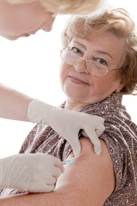 Getting a Flu Shot