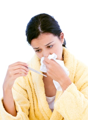 Getting Sick from the Flu