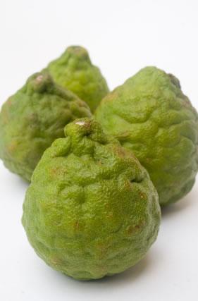 Using Kaffir Lime Leaves
