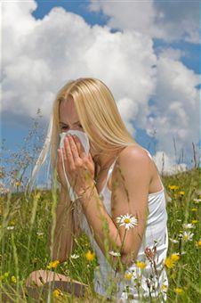 Spring Ailment Symptoms