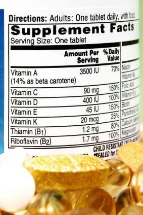 vitamin a1 dosage